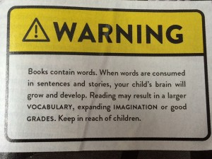 warning-reading-books